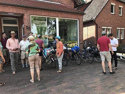 Sommercamp for Future 25.07.2019 Radeln 1