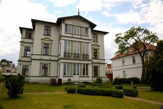 Villa Bella Wohnung in Ahlbeck auf Usedom