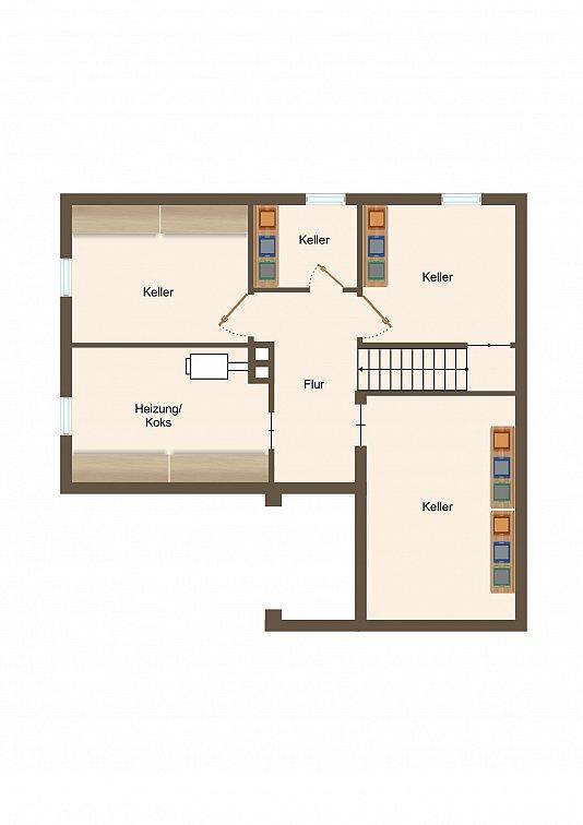 Haus 2 - Keller