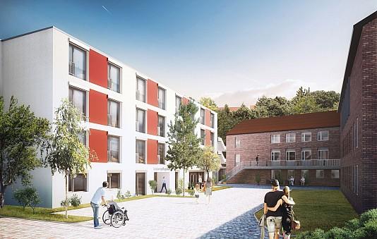Pflegeimmobilie in Bochum