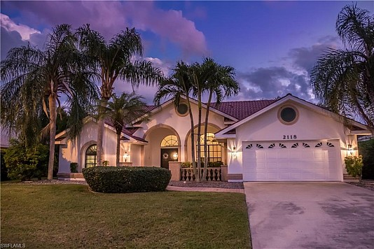 Traumvilla in Cape Coral!
