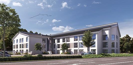 Pflege- und Betreuungszentrum in Drolshagen