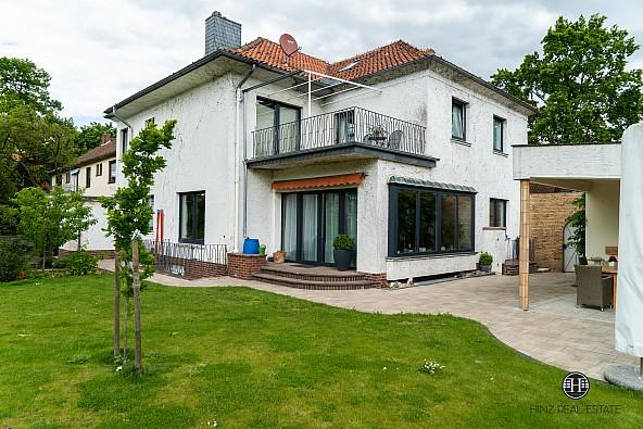 Schöne Villa im Kreis Nienburg/W.