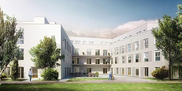 Pflegeimmobilie in Pulheim