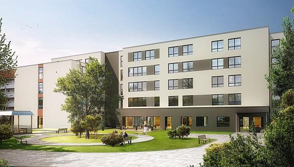 Seniorenwohn- und Pflegekonzept in Magdeburg