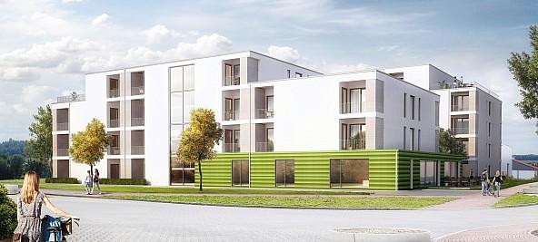 Lebens- und Gesundheitszentrum in Weyhausen (Betreutes Wohnen)