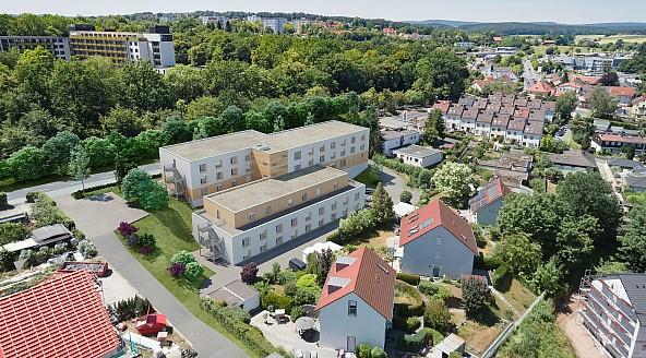 Pflegeimmobilie in Bayreuth