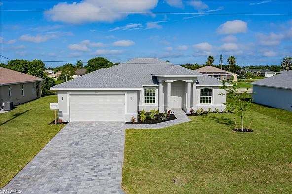 Brand new home in Cape Coral