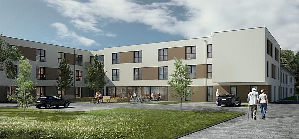 Pflegezentrum in Hohenlockstedt (Neubau)