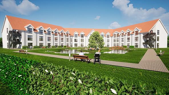 "Seniorenzentrum ""Haus Rosemarie"" in Alpen-Veen"