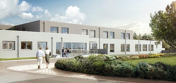 Wohn- und Pflegezentrum in Neuenstein