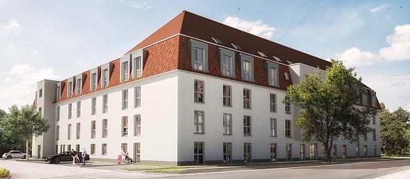 """Seniorenhaus """"Am Stadtpark"""" in Aschersleben"""