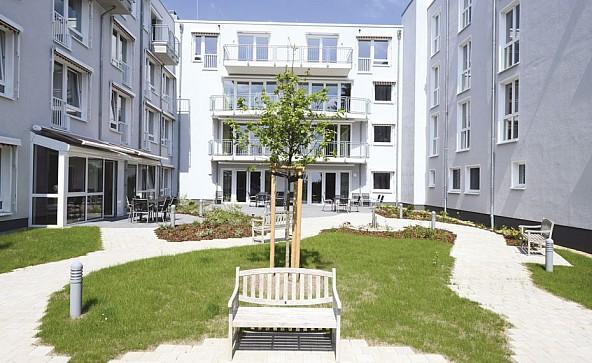 Betreutes Wohnen am Kirschbaumer Hof in Solingen (Haus 1)