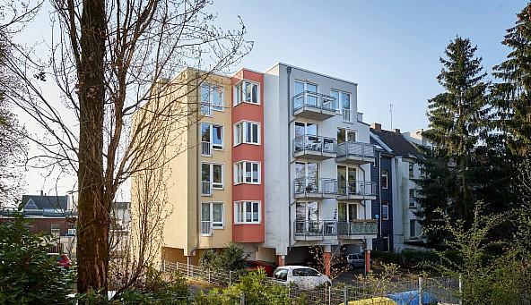 Betreutes Wohnen am Kirschbaumer Hof in Solingen (Haus 2)