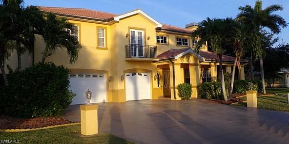 Exklusives Haus mit Zugang zum Golf