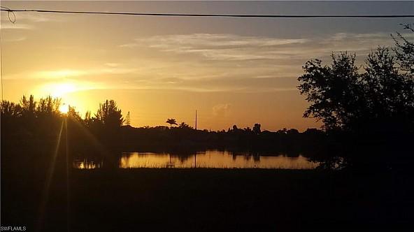 Grundstück mit atemberaubendem Blick auf Lake Kennedy