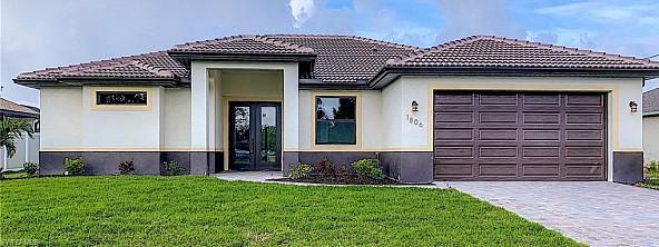 Traumhafte neu gebaute Villa in Cape Coral